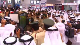 Dubai Smart Government Stand at Gitex 2013