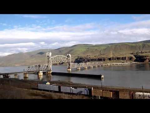 The Dalles, Oregon - Window Scenery