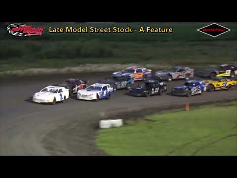 Sport Compact/LMSS Features - Park Jefferson Speedway - 6/30/18