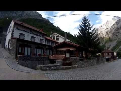 Picos De Europa. European Motorbike Tour 2014 - Day 1 (of 16)