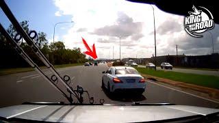 Brake Check vs Semi Truck Driver. Сut off. March 2020 NEW