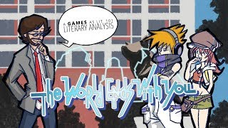 Games as Lit. 101 - Literary Analysis: The World Ends With You (Part 1 - First Week)