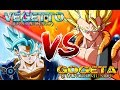 VEGETTO VS GOGETA RAP - IVANGEL MUSIC FT DOBLECERO | DRAGON BALL RAP