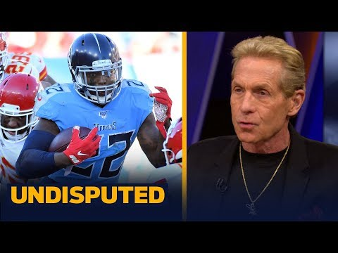 Skip Bayless picks the Titans to stun the Chiefs and advance to the Super Bowl | NFL | UNDISPUTED