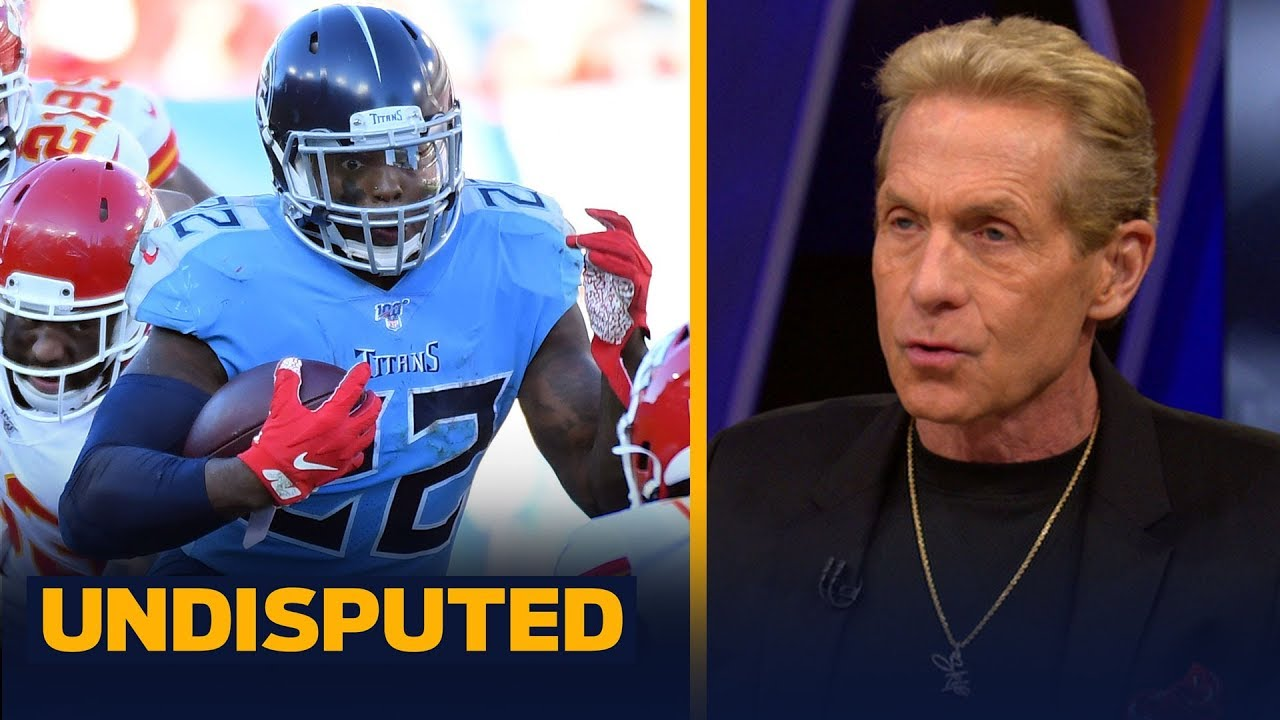 Skip Bayless picks the Titans to stun the Chiefs and advance to the Super Bowl | NFL