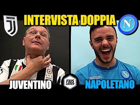 INTERVISTA DOPPIA - NAPOLETANO & JUVENTINO