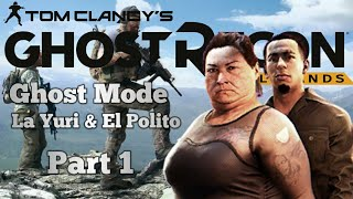Ghost Recon Wildlands: Ghost Mode