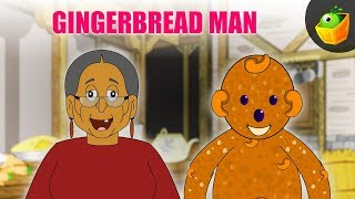 GingerBread Man | Fairy Tales | Tamil Stories for Kids