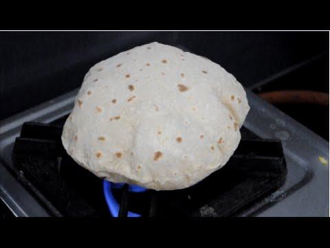 Phulka Roti
