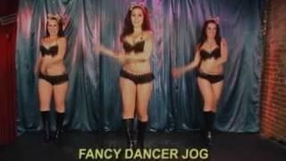 pontani sisters go go robics II Part 5 Barracuda dance