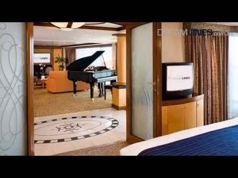 Radiance of the Seas - Ship Tour Overview