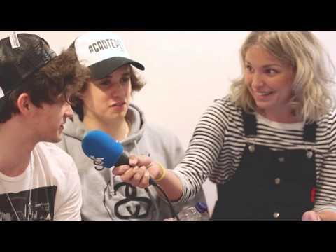 MNM: Julie Van de Sterren bij The Vamps
