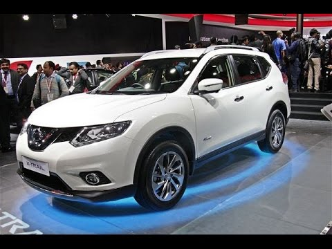 all new nissan x trail hybrid 2016 exterior and interior. Black Bedroom Furniture Sets. Home Design Ideas