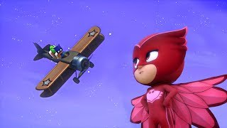 Take to the Skies, Owlette! | PJ Masks Official