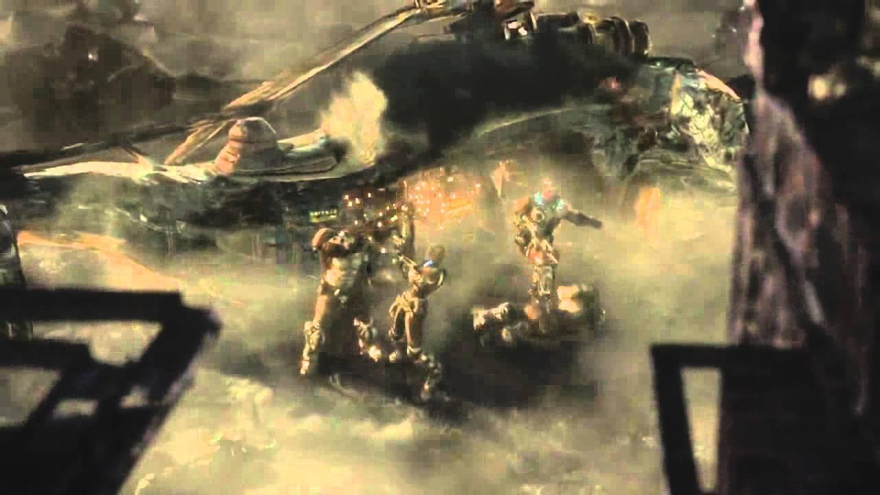 Gears of War 3 Trailer - YouTube