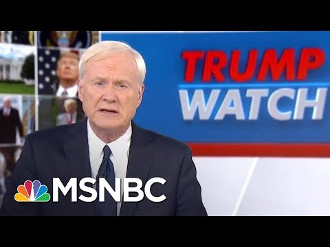 Matthews: President Donald Trump's White House Reminds Me Of The Twilight Zone | Hardball | MSNBC