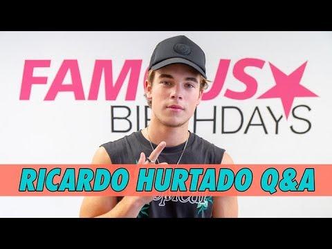 Ricardo Hurtado Q&A