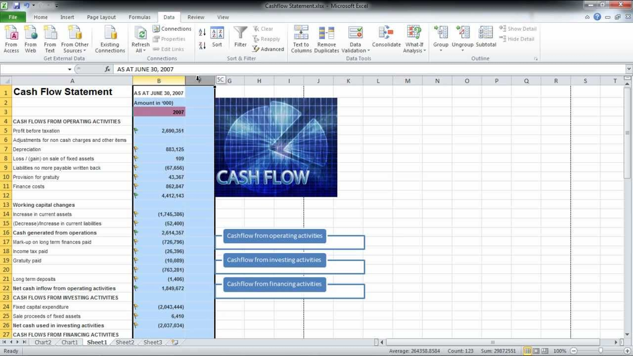 How To Hide Or Group Rows And Columns In Excel Youtube