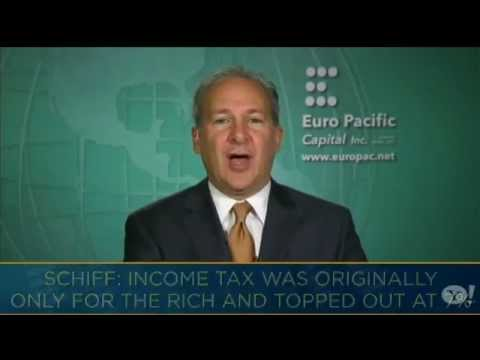 Peter Schiff: The 91% Tax Fantasy - Yahoo's The Daily Ticker