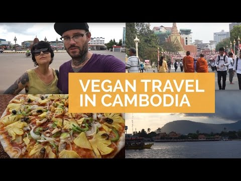 Vegan Travel in Cambodia