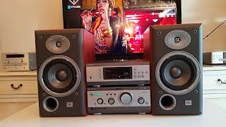 jbl e30 northridge - Sony mhc s9d - chromecast audio - qobuz