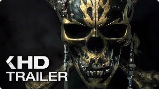 PIRATES OF THE CARIBBEAN 5: Dead Men Tell No Tales Trailer Teaser (2017)