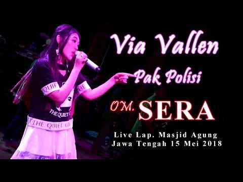 Via Vallen - Pak Polisi - OM. SERA Live SEMARANG FAIR 2018 | HD Video