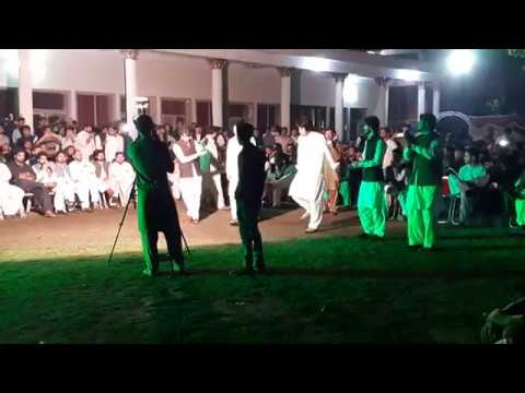 Pakhtoon Cultural Dance By Comsats Abbottabad Students