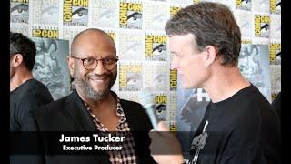 James Tucker (Exec Producer) & Justin Copeland (Director) Interview For Batman: Hush At SDCC