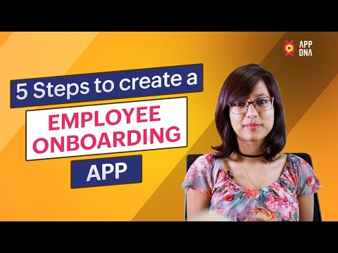 Build an App to Onboard Employees in 5 Steps