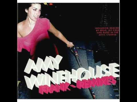 amy winehouse in my bed bugz in the attic dub