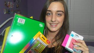 Back to School Supplies Haul! Thumbnail