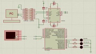 mikroC Pro for PIC Tutorial -22- RS232 Serial Communication