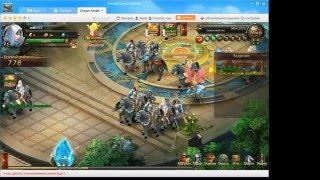 Обзор игры Dragon Knight