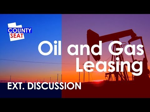 S8 Ep13 - Ext. Discussion: Oil and Gas Lease Process / State Vs. Federal Land