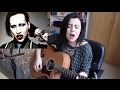 Marilyn Manson I Don T Like The Drugs But The Drugs Like Me Violet Orlandi Cover mp3