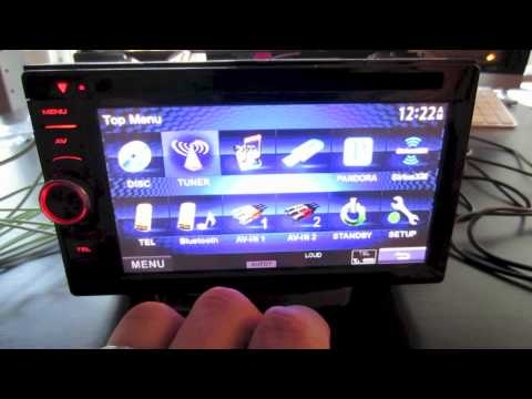 kenwood ddx 470 car stereo overview double din youtube. Black Bedroom Furniture Sets. Home Design Ideas