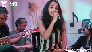 Kuzhal Oothum Kannanukku | Cover | Ankita Kundu | IRIS Alive Intimate Terrace Concert