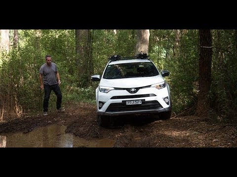 Toyota RAV4 Off road performance | YmC Studios |