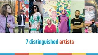 Mural artivism: Breaking the walls of gender inequality