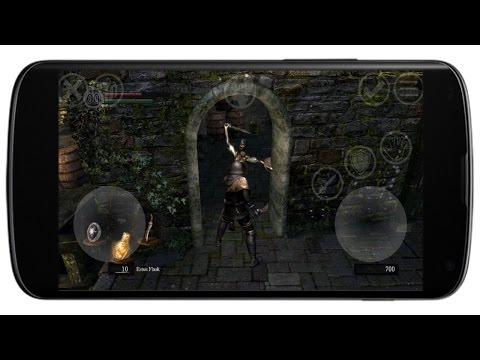 Dark Souls Android Gameplay
