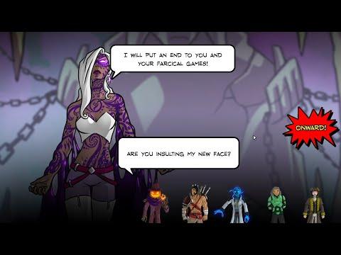 Sentinels of the Multiverse - Dendron vs. Stranger at Dungeons of Terror (Variants)  