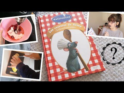 """""""les-recettes-de-rémy"""",-mon-avis-sur-ce-livre-?---pixar-ratatouille-♥"""