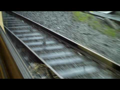 Sounder Commuter Rail Ride into Seattle