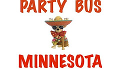 Party Bus Rental in Minnesota - Minneapolis, St. Paul, Rochester, Duluth, Bloomington