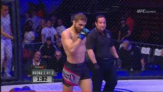 Ramy Hamed Victorious at Titan FC 46