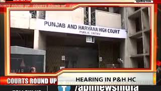 HEARING IN PUNJAB & HARYANA HIGH COURT: HC DENIES IMPLEADMENT