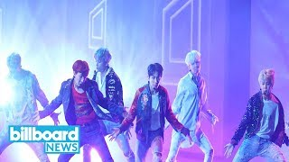 BTS Continues 'Most Beautiful Moment In Life' Narrative Ahead of 'Love Yourself'| Billboard News