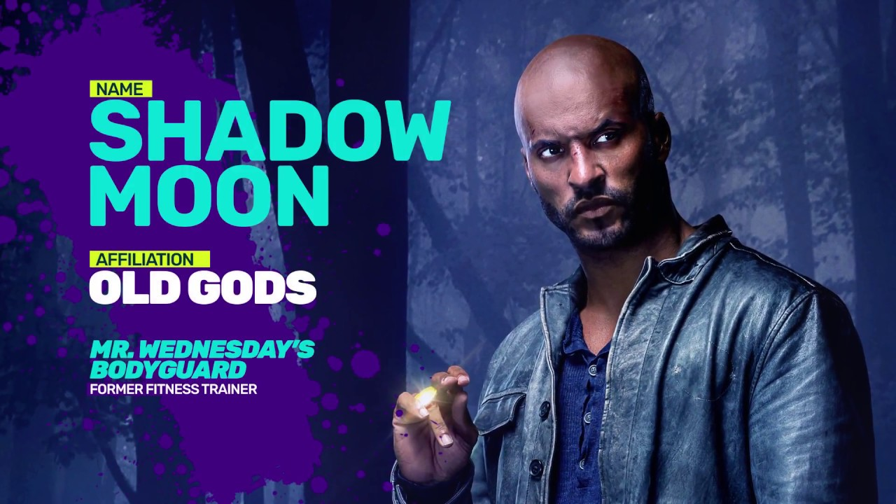 American Gods Shadow