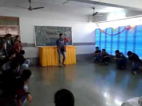 Dance at Carmel convent school